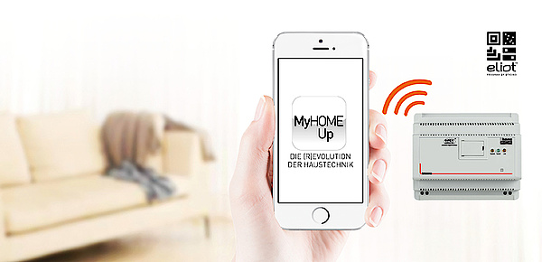 MyHOME / MyHOME_Up bei Elektro Bindel in Friedrichroda